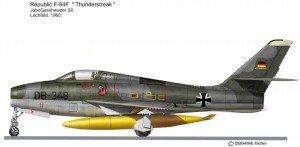F-84F 348