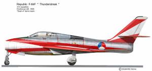F-84F Dash 4 2