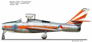 F-84F Dash 4