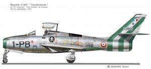 F-84F PB