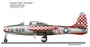 F-84G 526