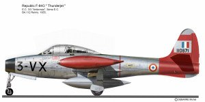 F-84G  Ardennes