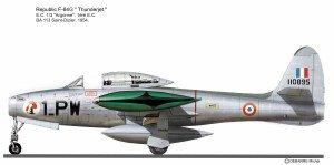 F-84G  Argonne. 2