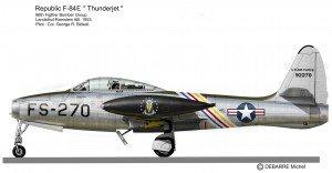 F-84G Bick
