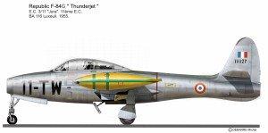F-84G  Jura