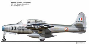 F-84G  Savoie