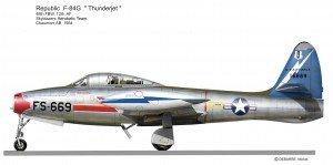 F-84G SKY