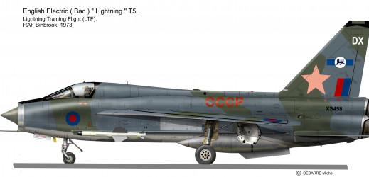 Lightning T4,T5