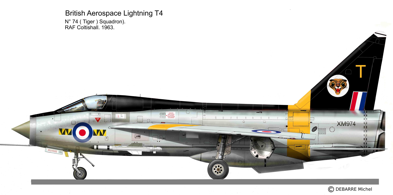 Lightning T4,T5   Miprofiles