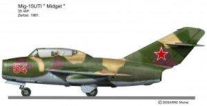 Mig-15 UTI 54