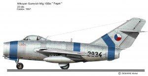 Mig-15Bis Caslav