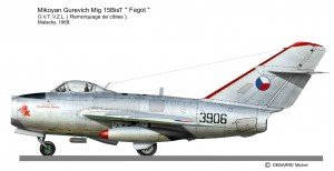 Mig-15Bis Malaky