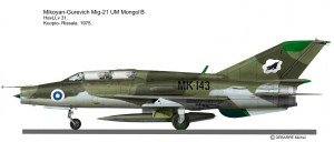 MIG-21 UM Finl