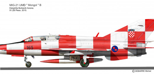 MIG-21 UM