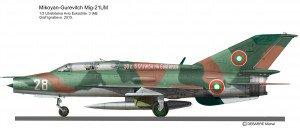 MIG-21UM 28