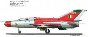 MIG-21UM 47