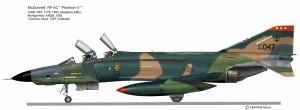 RF-4C 117 TRWing