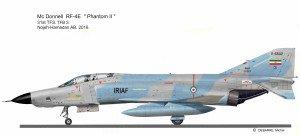 RF-4E Iran