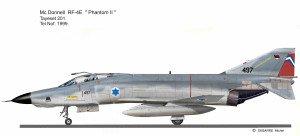 RF-4E  israel
