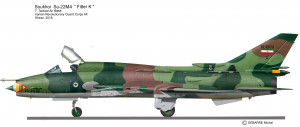 SU-22 M3  Iran