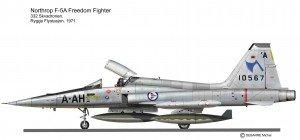 F-5A 332