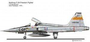 F-5A 718