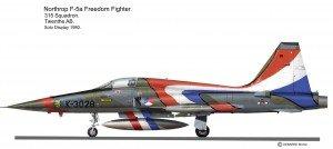 F-5A Sol 80