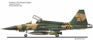 F-5A Sud Viet