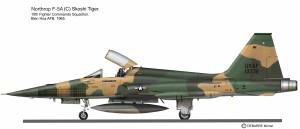 F-5C Skoshi Tiger
