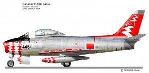F-86 F 445