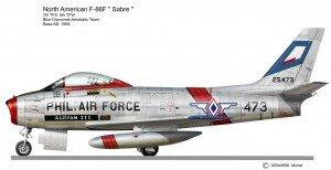 F-86 F Phil