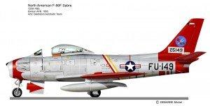 F-86F Gla