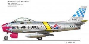 F-86F ROK