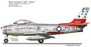 F-86F SKY