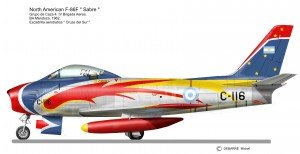 F-86F Sur