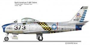 F-86F Thun