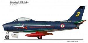 F-86F Tri