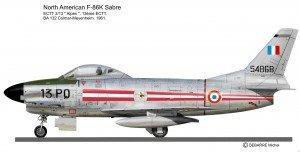 F-86K  2.13 Alpes