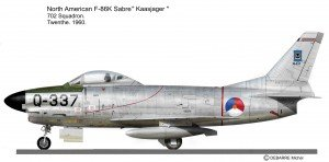 F-86K Hol