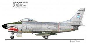 F-86K Hon