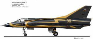 MIR IIICZ 800 noir
