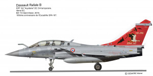 Rafale B SPA 167 2
