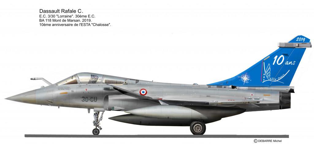 RAFALE C 30-GU