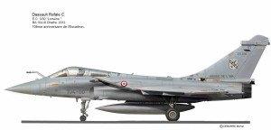 RAFALE C. 104-GD
