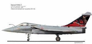 RAFALE C. 4-GJ  SPA 160