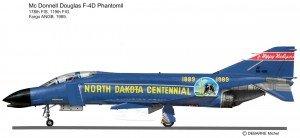 F-4D Bleu