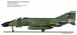 F-4D HF