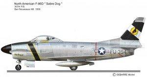F-86D 357