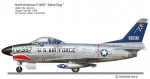 F-86D 498Fis