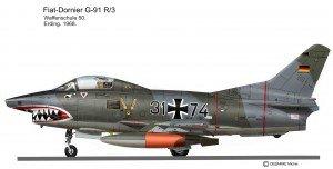 G-91 W50